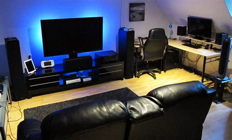 gaming setup ideas gaming setup on pinterest gaming computer gaming rooms