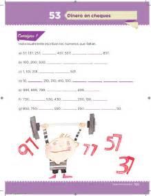 libro de matematicas 5 grado pag 130 dinero en cheques desaf 237 os matem 225 ticos 2do bloque 5