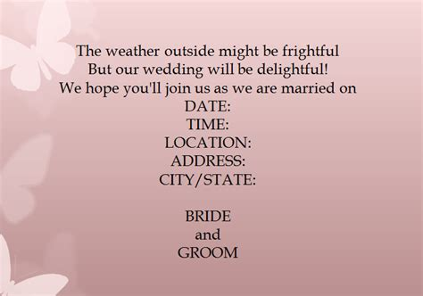 Wedding Invitation Introduction by Wedding Invitation Introduction Wording Casual Wedding