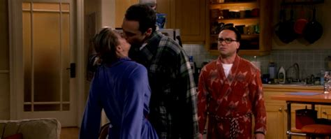1st big bang episode in which penny has short hair that kiss get the skinny on penny and sheldon s shocking