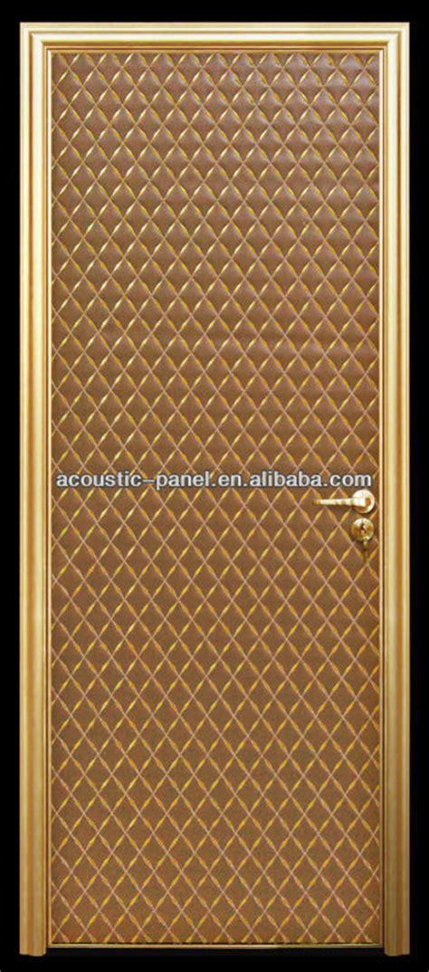 single leaf noise reduction soundproof interior acoustic