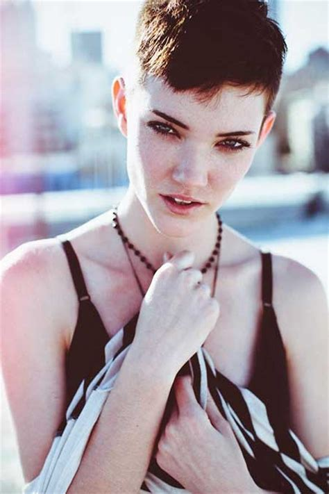 short back and sides pixie hair styles 25 best pixie cuts 2013 2014 short hairstyles 2017