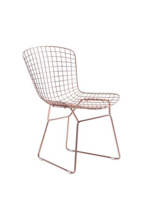 rose gold desk chair rose gold dyson wire chair 2 set modern furniture