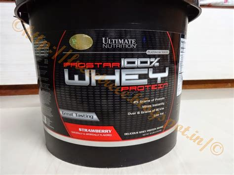 Whey Protein Ultimate Nutrition Review Freetreee Review Of Ultimate Nutrition Prostar 100 Whey