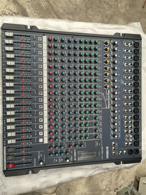 Mixer Yamaha Mg206c Usb yamaha mg206c usb image 1510160 audiofanzine