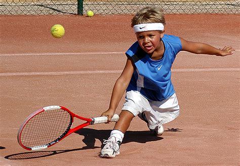 imagenes de nike jan coaching john varney tennis