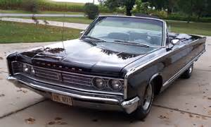 1966 Chrysler Newport Convertible 1966 Chrysler Newport Convertible