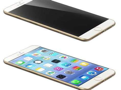 A Iphone 6 Photos Apple Will Launch A Gold Iphone 6 Business Insider