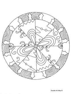 mandala coloring book meaning mandala coloring pages doodle alley