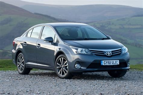Toyota My Toyota Avensis 2009 Car Review Honest