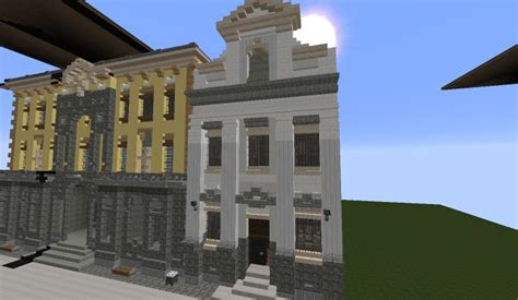 home design plaza mayor 1920 s mayor s house minecraft project