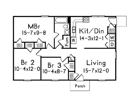 silverpine cottage home plan 007d 0176 house plans and more small ranch house plans numberedtype