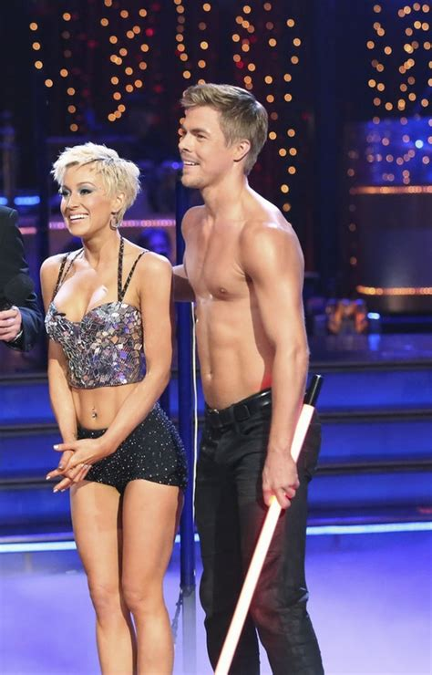 kellie pickler short haircut on dancing with the stars kellie derek week 2 dancing with the stars photo