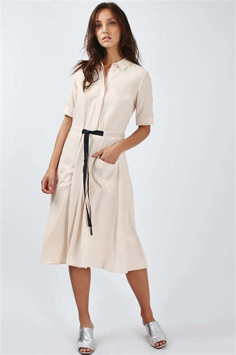 excellent belted shirt dress 80 in new dresses with belted