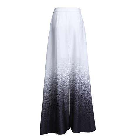 maxi skirt 2015 skirt dropped waist small dot