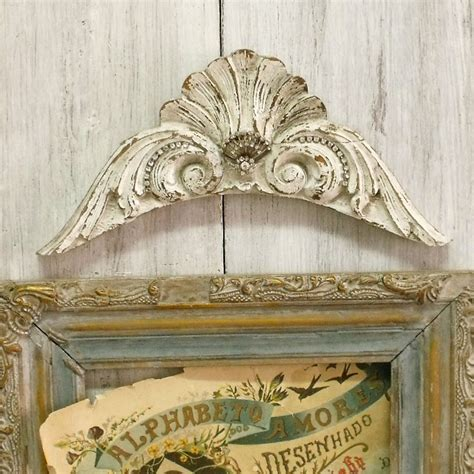 carved wooden headboards vintage carved wood rhinestones headboard