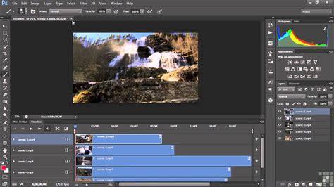 adobe photoshop animation tutorial adobe photoshop video animation tutorial adding assets