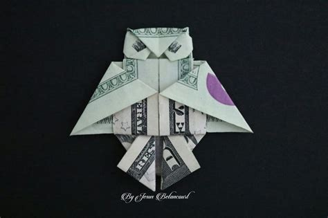 Dollar Origami Owl - money origami owl 28 images unavailable listing on