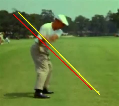 two plane swing golf swing plane explained and solved in simple language