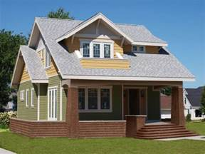 Small Bungalow House Small House Plans Bungalow Company