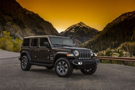 New Jeep For 2018 by Jeep Wrangler 2018 Here Are Brand New Photos Fortune