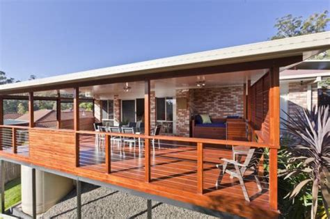 Elevated Decking Design Ideas Get Inspired By Photos Of Elevated House Plans Australia