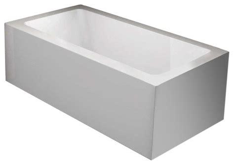 drop in bathtub 60 x 30 30 quot x 60 quot oceania drop in pure bathtub contemporary