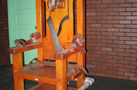 Do They Still Use The Electric Chair by Texplainer Could Up Sparky The