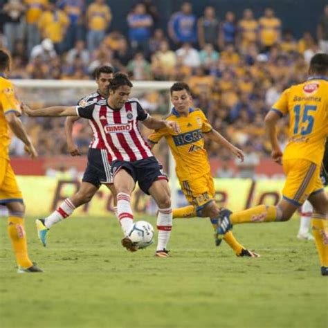 Calendario Liga Mx 2014 Tigres Chivas Vs Tigres Liga Mx Torneo Clausura 2014