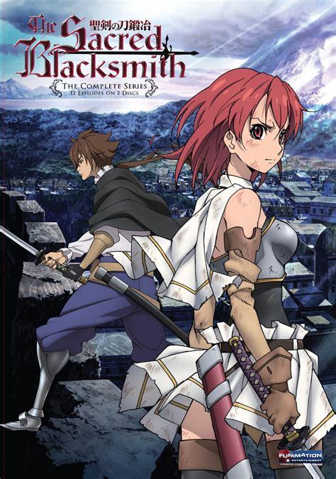 the sacred blacksmith review the sacred blacksmith complete series s a v e