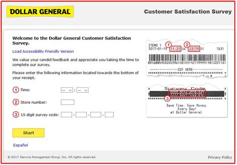 Www Dollargeneralsurvey Com Monthly Sweepstakes Satisfaction Survey - dgcustomerfirst win 500 from dgcustomerfirst survey