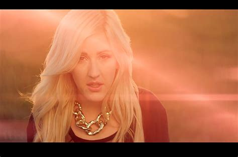 burn ellie goulding polydor mp fashion analysis of ellie goulding in the video for her