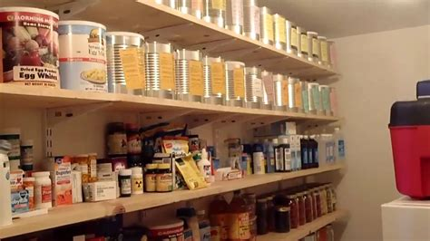 food storage room using mormon cannery