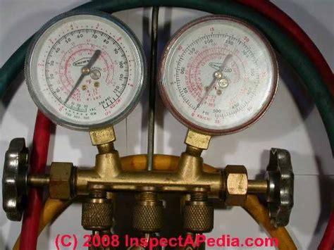 diagnose hvac compressor high head pressures   air