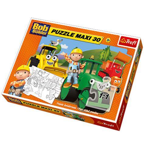 Delova Maxi trefl puzzle bob the builder adventures maxi 30 pcs 14167