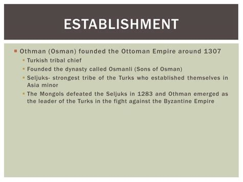 when was the ottoman empire founded when was the ottoman empire founded ottoman empire