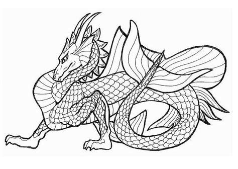 imagenes mitologicas gratis dragones para colorear infantiles feroces y estilizados