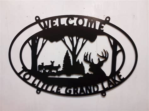 Handmade Metal Signs - custom steel signs and custom metal signs custom plasma