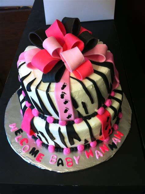 zebra baby shower cakes discover and save creative ideas