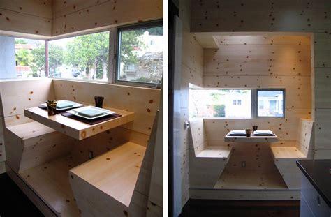 built in breakfast nook breakfast nook built in in light wood captivatist