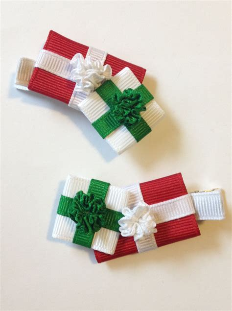 how to make christmas ribbon sculpture baby bug wear s gifts ribbon sculpture hair baby bug wear gift