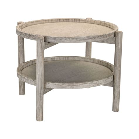 grey washed end tables sterling industries grey washed driftwood side table on sale