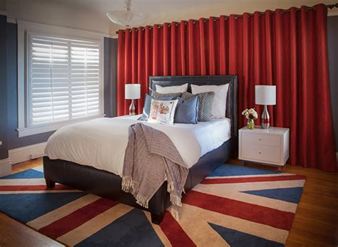 excitement in the bedroom modern global chic bedrooms on i always loved this flag