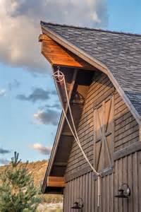 barn hoist brasada ranch home barn style garage including rope pully