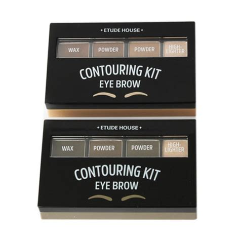 Etude Brow Kit etude house brow contouring kit etude house eyebrow