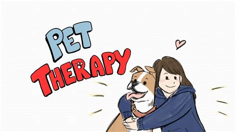 how to your for pet therapy pet therapy