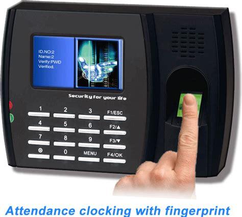 employee clocking in machine daftar harga berbagai merek mesin absensi sidik jari