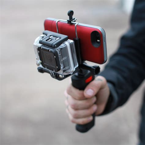 Gopro Iphone gopro monitor grips for your iphone and android gopro accessories