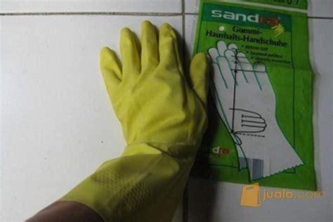 Sarung Tangan Karet Untuk Mencuci sarung tangan karet meiko handschuhe bandung jualo