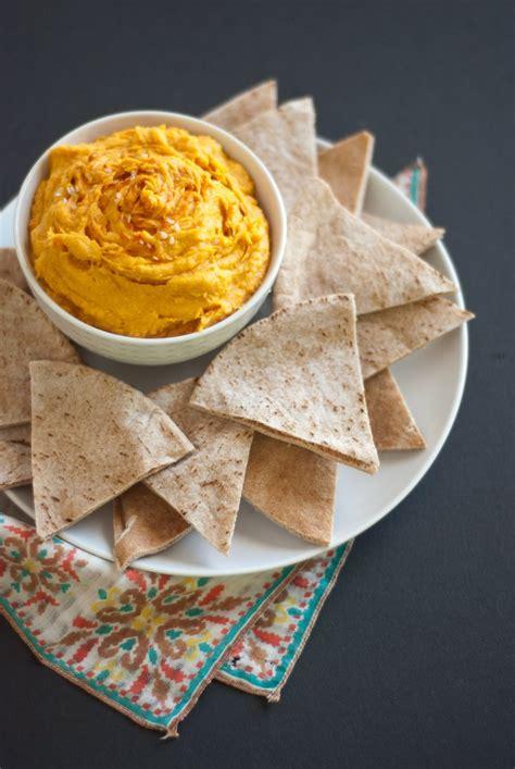 spicy sweet potato hummus recipe